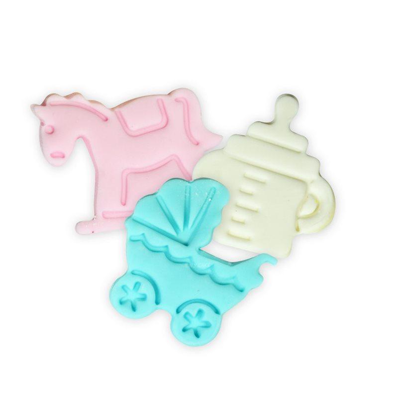 Baby Shower Cookie Supplies