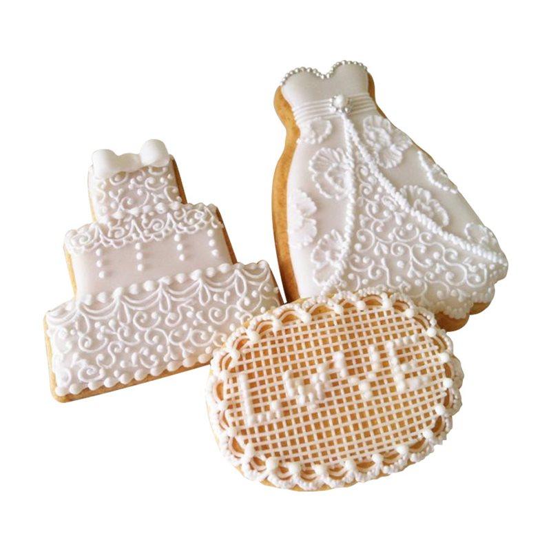 Wedding & Anniversary Cookie Supplies