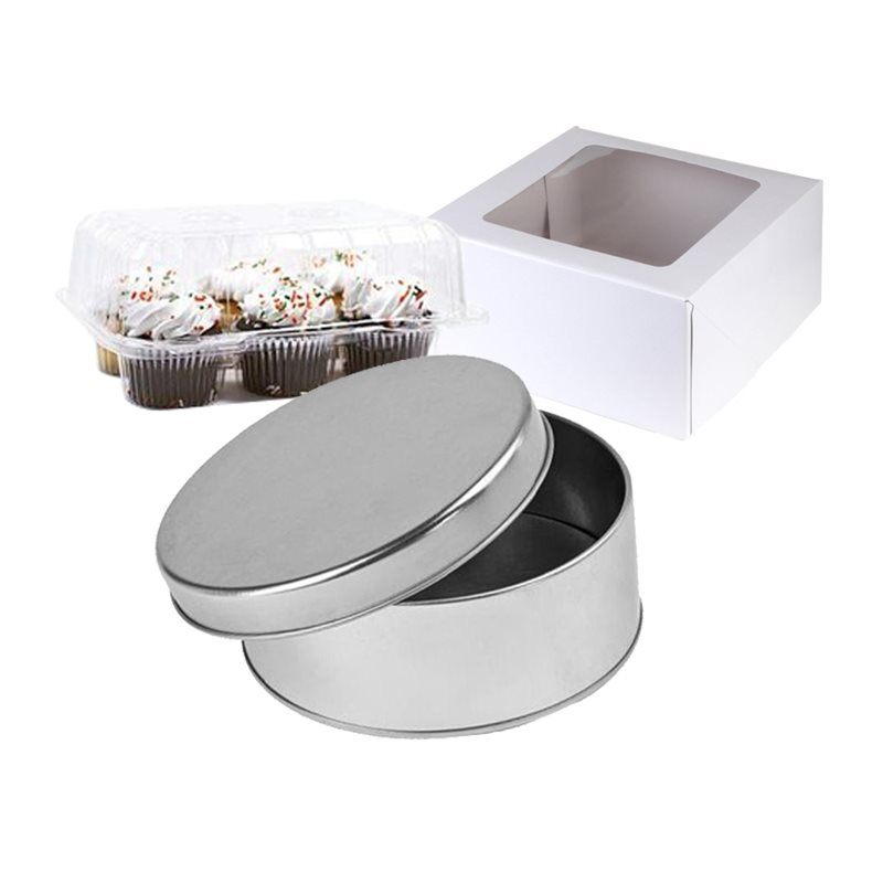 Cake , Cookie , Chocolate, Macaron & Cupcake Boxes