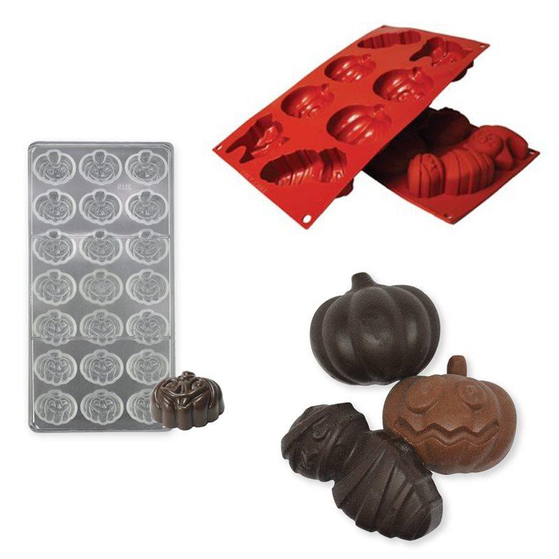 Halloween Chocolate Supplies