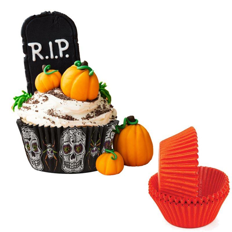 Halloween Cupcake Supplies