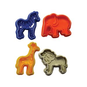 Animal Fondant and Pie Cutter