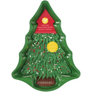 Christmas Tree Pan