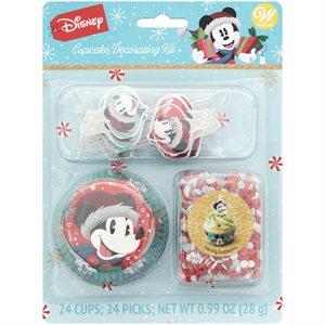 Disney Mickey Cupcake Decorating Kit