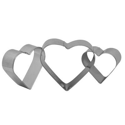 Heart Cutter Set
