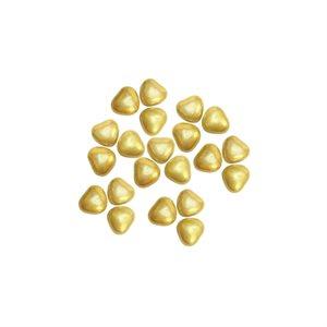 Mini Gold Hearts