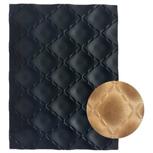 Quilted Silicone Baking-Decorating Impression Mat