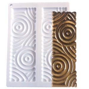 Swirl Silicone Baking-Decorating Impression Mat