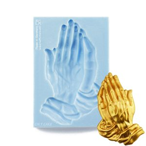 Praying Hands Silicone Mold