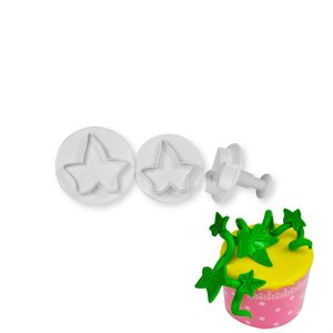 Ivy Leaf Plunger Cutter - Small