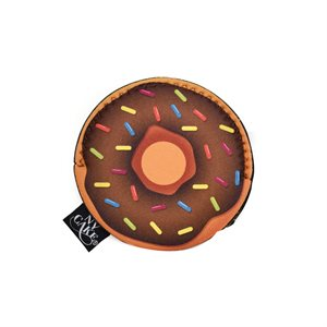Chocolate Sprinkle Donut Oven Mitt