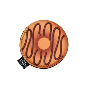 Chocolate Drizzle Donut Oven Mitt