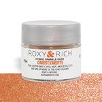 Carrot Edible Hybrid Sparkle Dust By Roxy Rich 2.5 gram