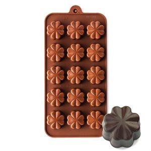 Shamrock Silicone Chocolate Mold