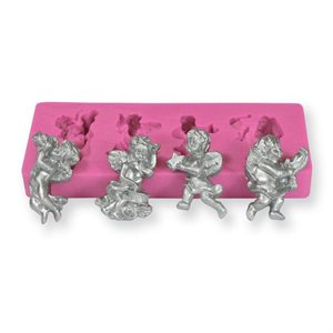 Angels and Cherubs Silicone Fondant Mold