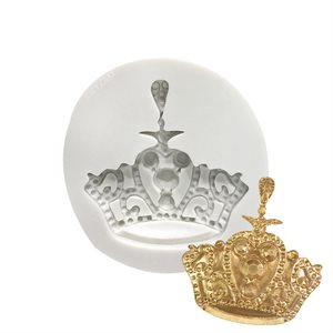 Crown Silicone Mold