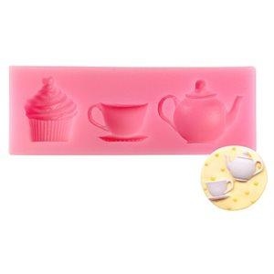 Tea Silicone Mold - Mini size