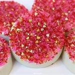 Special V-Day Glittery Sugar 3 Ounces