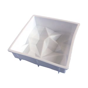 Small Geometric Pan Silicone Baking & Freezing Mold